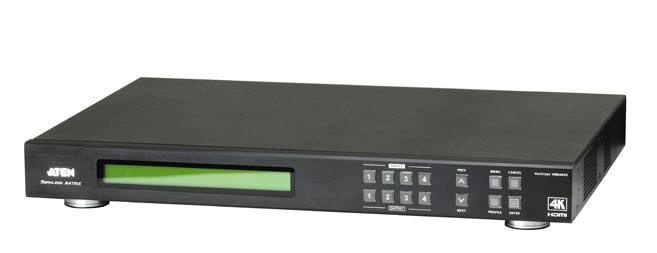 Conmutador de matriz HDMI 4K 4 x 4 módulo de escala